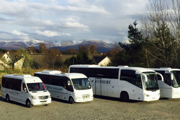 fleet-of-coaches
